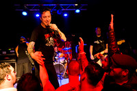 Sick Of It All + Negative Approach @ Asbury Lanes 11/20/14